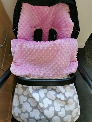 UNIVERSAL PREMIUM PUSHCHAIR FOOTMUFF / COSY TOES - FITS ALL  Waterproof