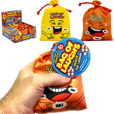 Bag Of Laughs Noise Gadget Toy Gift Boys Girls Xmas Christmas Stocking Fillers