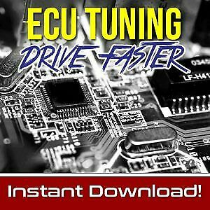 Peugeot ECU Chip Tuning Files Stage 1, Stage 2 Remap Files (Instant Download)