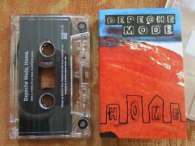 Depeche Mode ‎– Home Label: Mute ‎– CD BONG 27 Tape Cassette Single