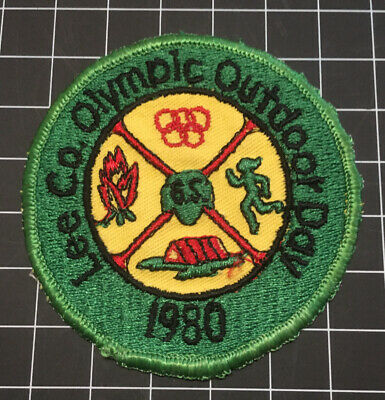 10 Orienteering guide scout sport blanket badge patch patches badges boy girl