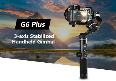 FY FEIYUTECH G6 Plus Handheld 3-Axis Gimbal Stabilizer for Samsung iPhone Gifts