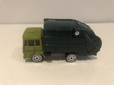 Maisto Tonka Disposal Truck Green COE Style Refuse/Garbage 1/64 Scale Diecast
