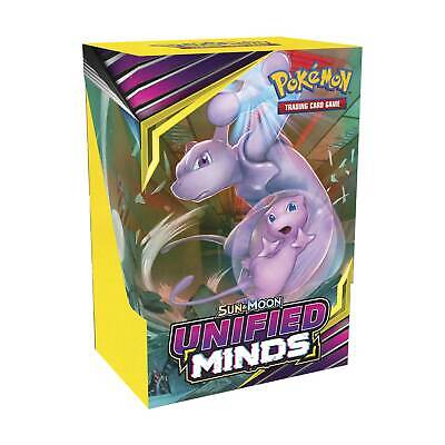 Pokemon Prerelease Build and Battle - Unified Minds - 10 box pack