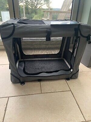 Pets At Home Fabric Pet Kennel Travel Crate Small Excellent Condition