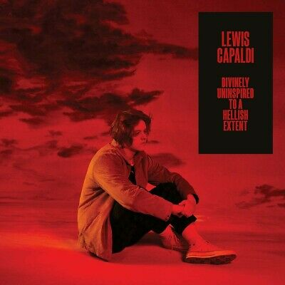 Lewis Capaldi Cd... Divinely Uninspired To A Hellish Extent