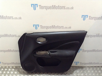 Nissan Juke Nismo Rs Drivers side front door card OSF