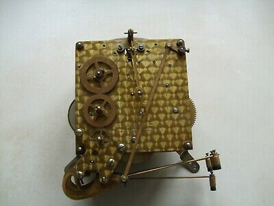 "Westminster Chimes Clock Movement "" Smith "" K6A 578  Made / In / Great Britain"