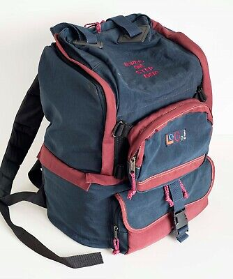 Hama Logo Photographic Backpack & Holster for outfits up to Medium Format size