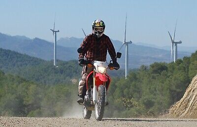 Holiday Motorcycle Trail Riding in Spain