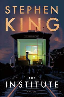 The Institute: A Novel By Stephen King [P.D.F]