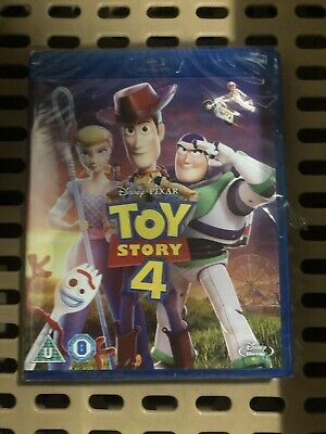 Toy Story 4 [Blu-ray] Sealed RELEASED 21/10/2019