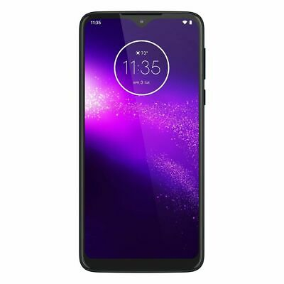 Motorola One Macro (Dual Sim 4G/4G, 64GB/4GB) - Space Blue - [Au Version]