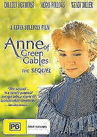 Anne Of Green Gables the Sequel DVD New and Sealed Australian Release