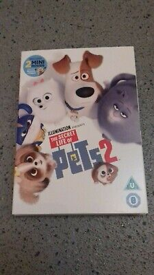 The Secret Life of Pets 2 [DVD]  NEW SEALED