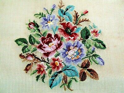 Heirloom Tapestry Needlepoint Masterpieces Just Fill Background In Your Color