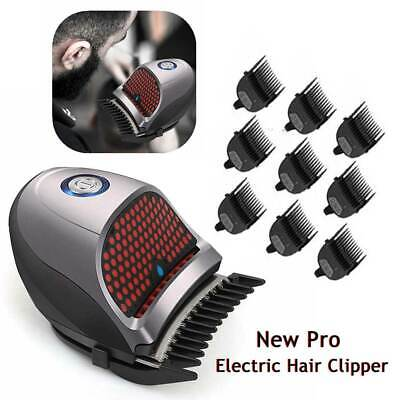 Mens Hair Cut Electric Hair Clipper Mini Cord Cordless Rechargeable Washable