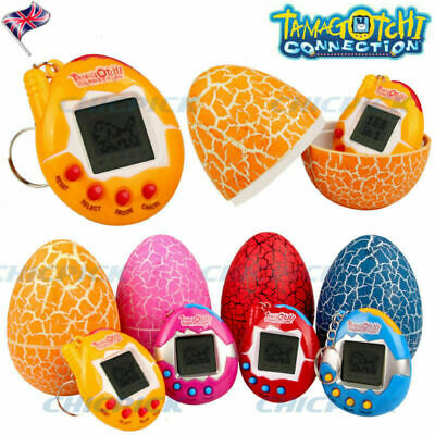 Tamagotchi Connection Surprise Giant Egg Electronic Virtual Cyber Pet Kids Toys