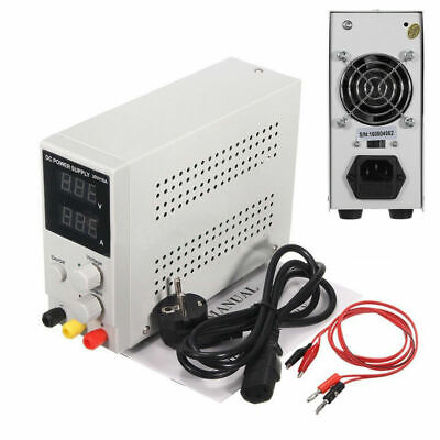 30V 10A DC LCD Digital Power Supply Switching Regulated Adjustable K3010D HL