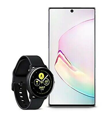 Samsung Galaxy Note 10 Factory Unlocked Cell Phone with 256GB (U.S. Warranty)