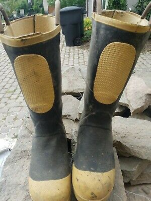 Ranger Firewalker FireFighter Boots, Used-Good Condition (size 10)