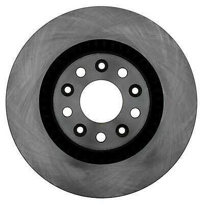 Disc Brake Rotor-Non-Coated Front ACDelco Advantage 18A2344A