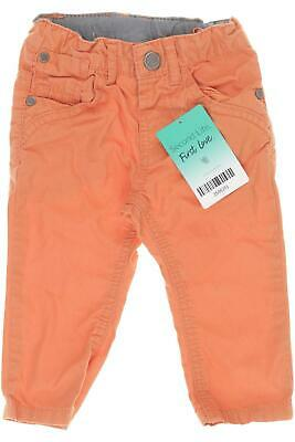 ZARA Jeans Jungen Hose Denim Gr. DE 74 Baumwolle orange #3508201
