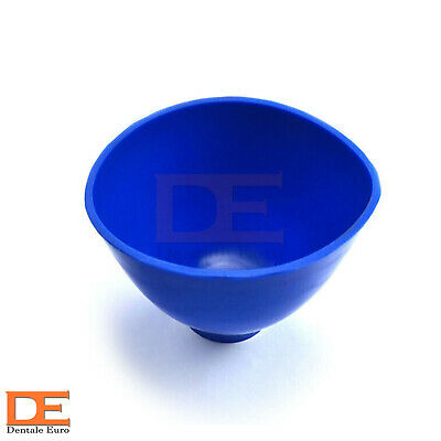 Mixing Bowl Alginate Impression Silicone Nonstick Flexible Mixing Spatula New