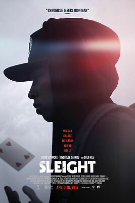 Sleight 3 Poster Movie Poster Canvas Picture Art