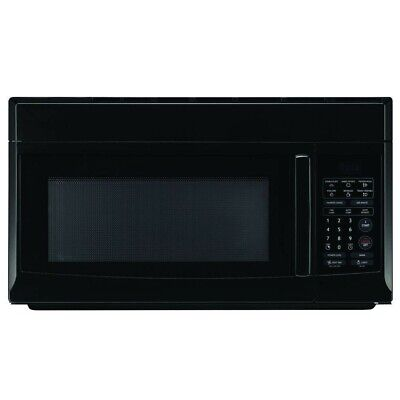 Magic Chef MCO165UB 1.6 cu. ft. 1000W Over the Range Microwave - Black