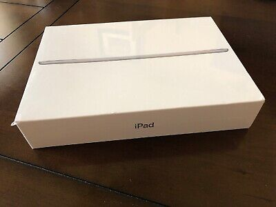 New Sealed - Apple iPad 6th Gen. 128GB, Wi-Fi, 9.7in - Space Gray