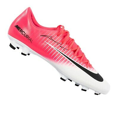 Luka Modric Signed Football Boot Nike Mercurial  Autograph Cleat