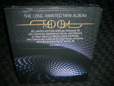 Tool **Fear Inoculum (Limited Edition) **BRAND NEW CD!!