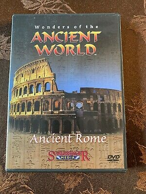 Wonders of The Ancient World Ancient Rome   (4E)
