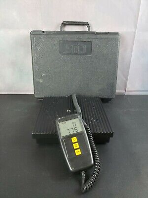 CPS CC220 COMPUTE-A-CHARGE, 220 lb Refrigerant Scale