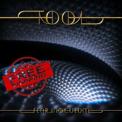*LIMITED EDITION* TOOL - Fear Inoculum (2019) CD FREE SHIPPING!