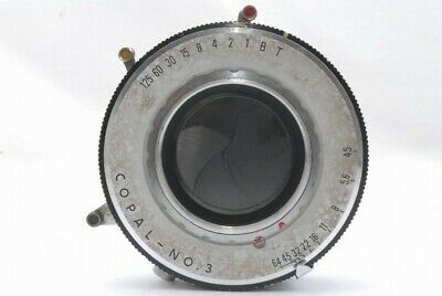 Copal No.3 S Shutter 55mm diameter *643387