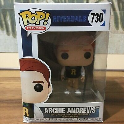 Vinyl Figure Archie Andrews #730 Genuine Riverdale Pop