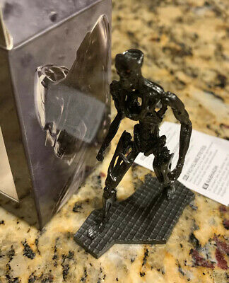 Pre Release Terminator Dark IMAX Fate Movie Mini Fig Figure Regal Collectible 5