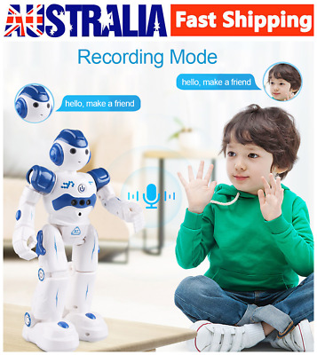 RC Intelligent Robot Moving Dancing Remote Control Robot Toy for Children AU
