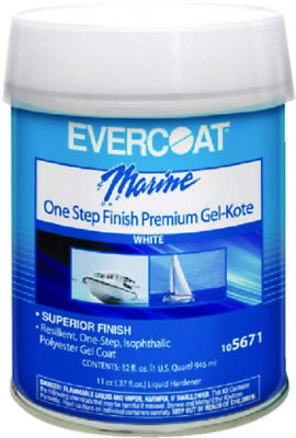 EVERCOAT Non Laminating Finish Gel Coat | West Marine