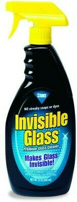 Invisible Glass - 650ml - Premium Glass Cleaner - Trigger Spray Bottle