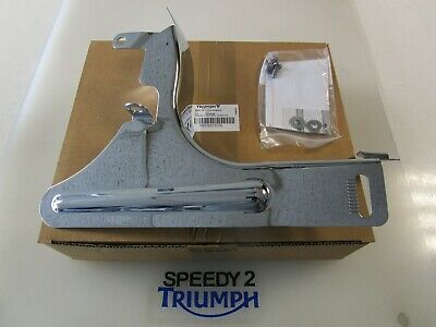 Triumph Thunderbird 1600 1700 & Storm Chrome Lower Belt Guard Kit A9738135