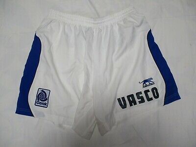 Short KRC GENK 2006 2007 porté VASCO AIRNESS collection football rare XXL