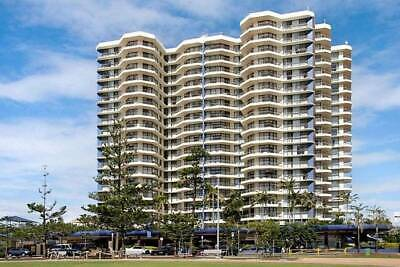 1 week accommodation at the Beach House Seaside Resort in Coolangatta