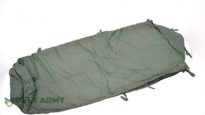 NEW Genuine ARMY ISSUE Modulaire Combat Poids Moyen Sac De Couchage Taille L UK