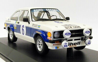 Minichamps 1/18 Scale 155 778706 - Ford Escort RS 1800 - Acropolis Rally 1977