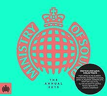 Ministry of Sound-the Annual 2015 by Various | CD | condition good