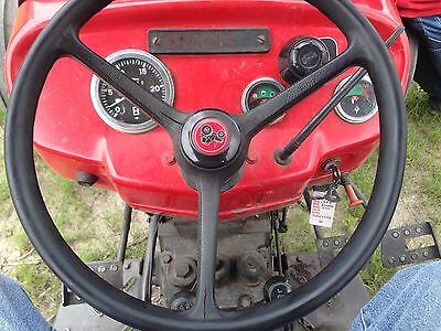 Steering Wheel Center Cap Massey Ferguson Mf231S, Mf240, Mf250, Mf253 - 49.30Mm