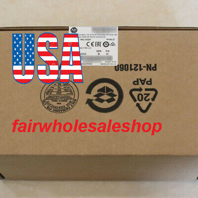 New Sealed Allen-Bradley Iccg 1766-L32Awaa /B Relay Output Controller Micrologix
